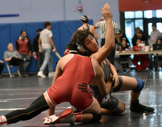 Las Cruces High's David Graves will compete for a state championship this weekend in Rio Rancho.