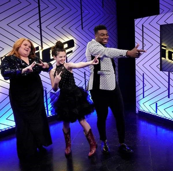 Chevel Shepherd, other finalists prepare for last performances on NBC's 'The Voice'