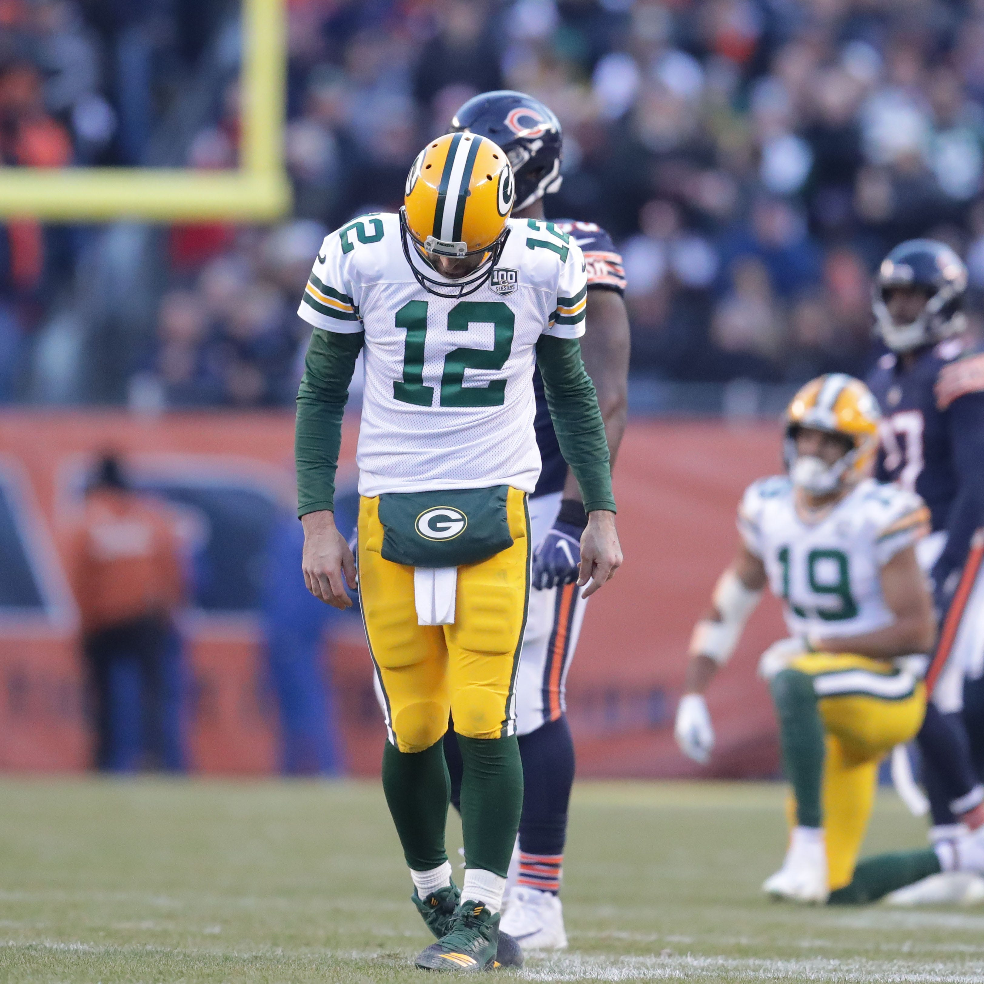 Dougherty: Packers must point to 2019 to salvage something from dismal season