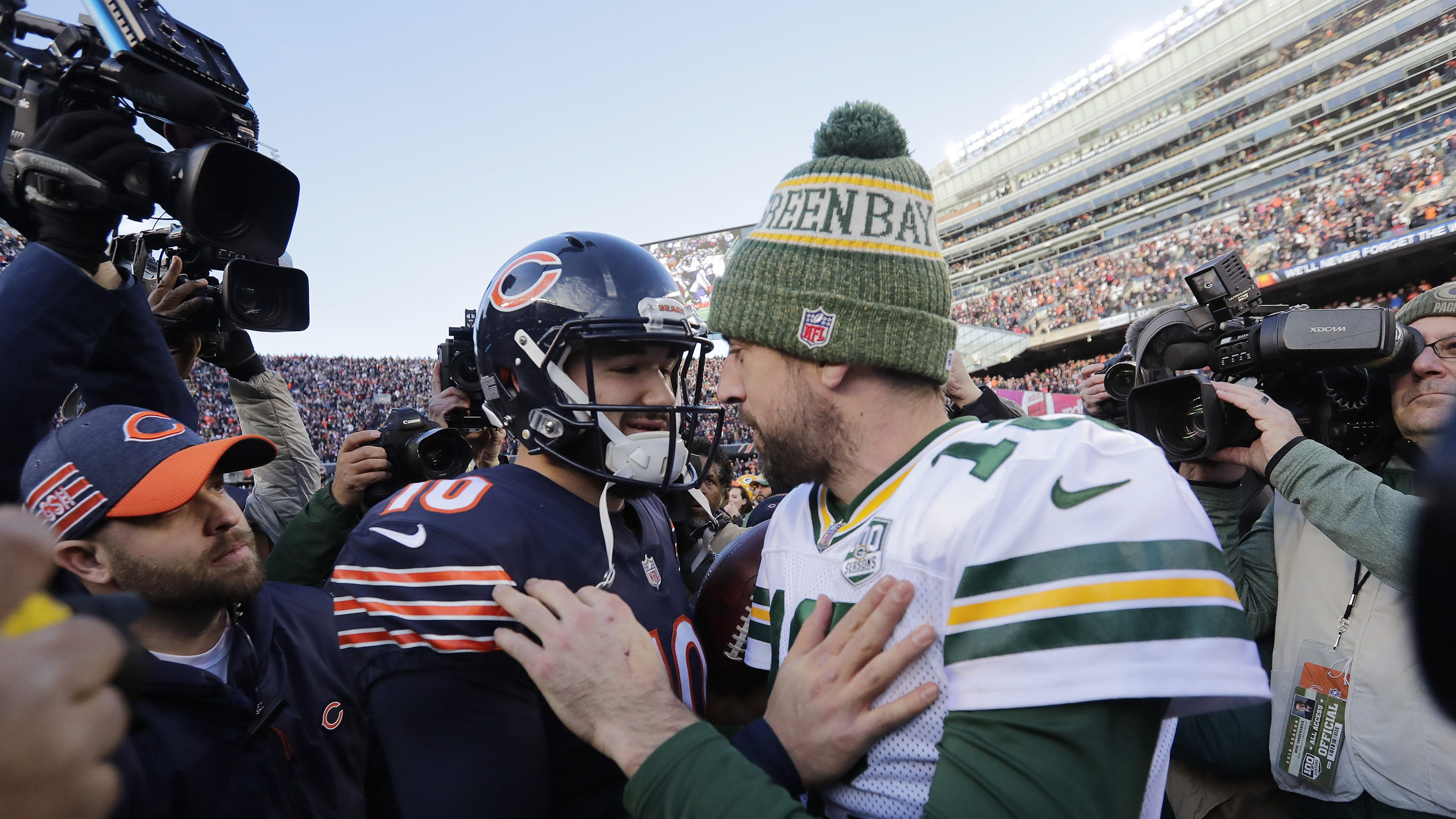 Dougherty: Tradition makes Packers vs  Bears the only true