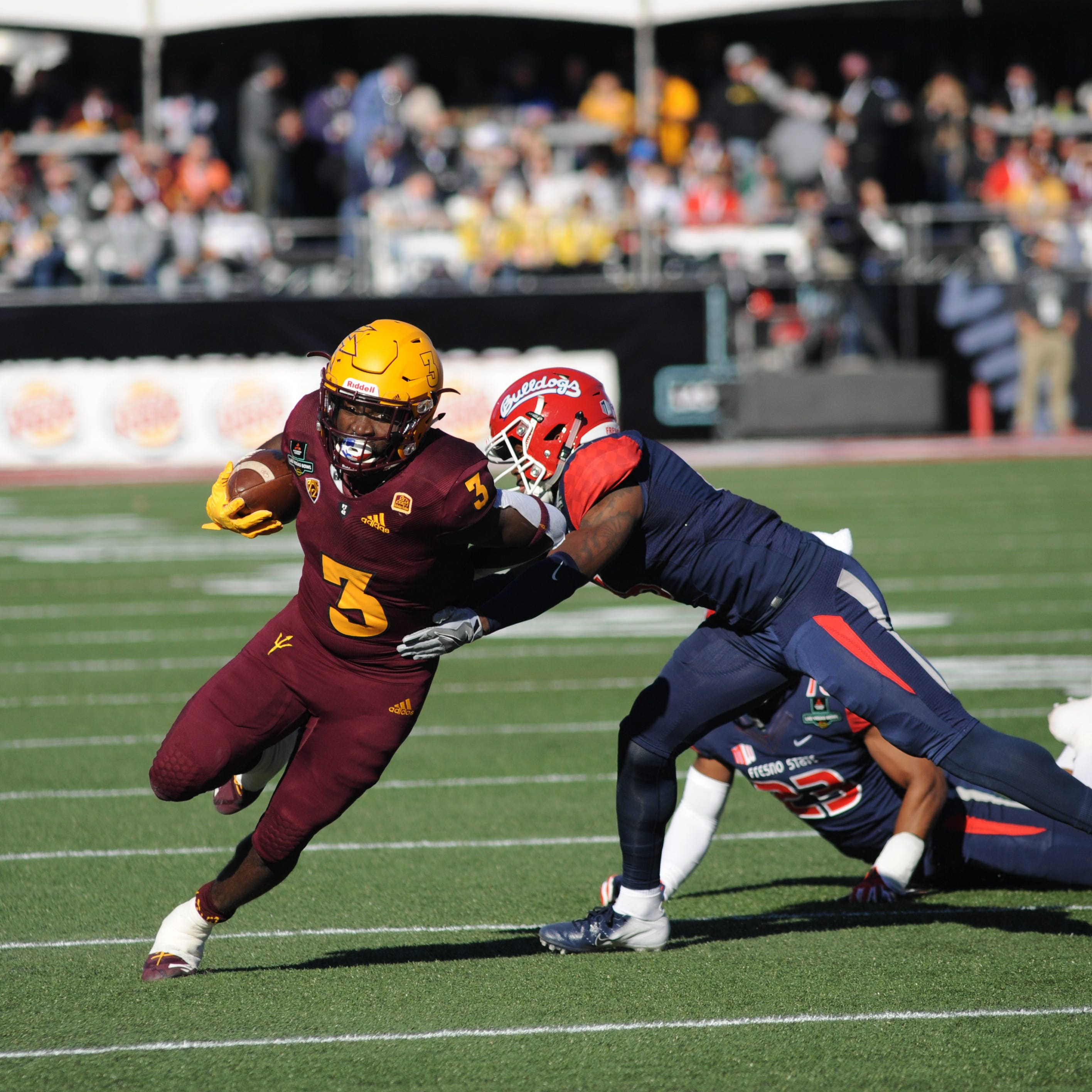 Past, present and future: What we learned in ASU's Las Vegas Bowl loss to Fresno State