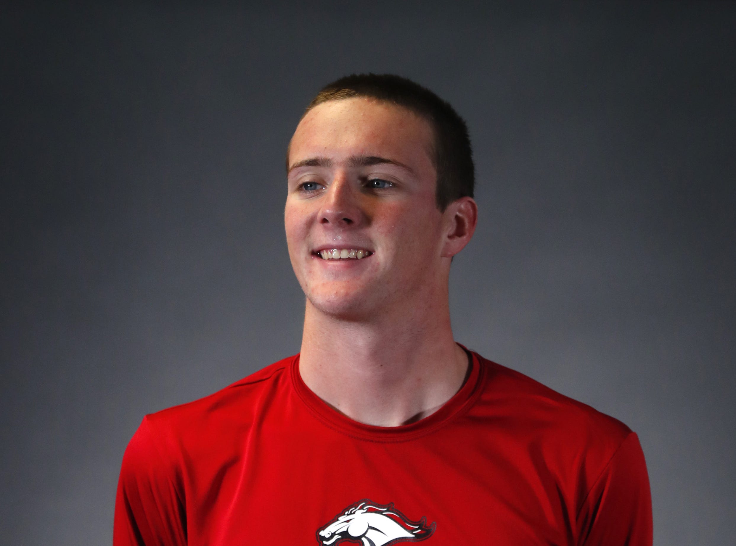 Matt Milovanovic from Brophy Prepatory Academy is a nominee for azcentral Sports Awards High School Boys Swimmer of the Year. #azcsportsawards