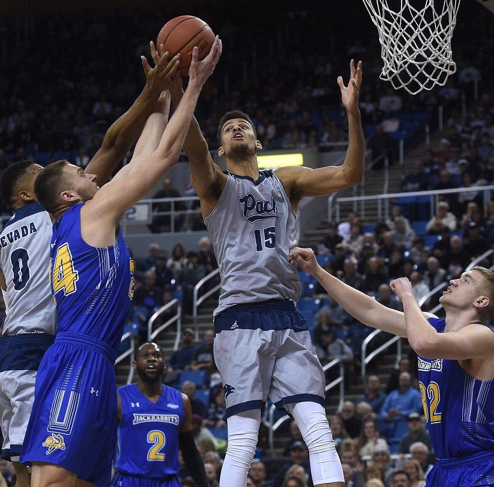 Nevada 72, South Dakota State 68: Wolf Pack's defense makes Mike Daum disappear