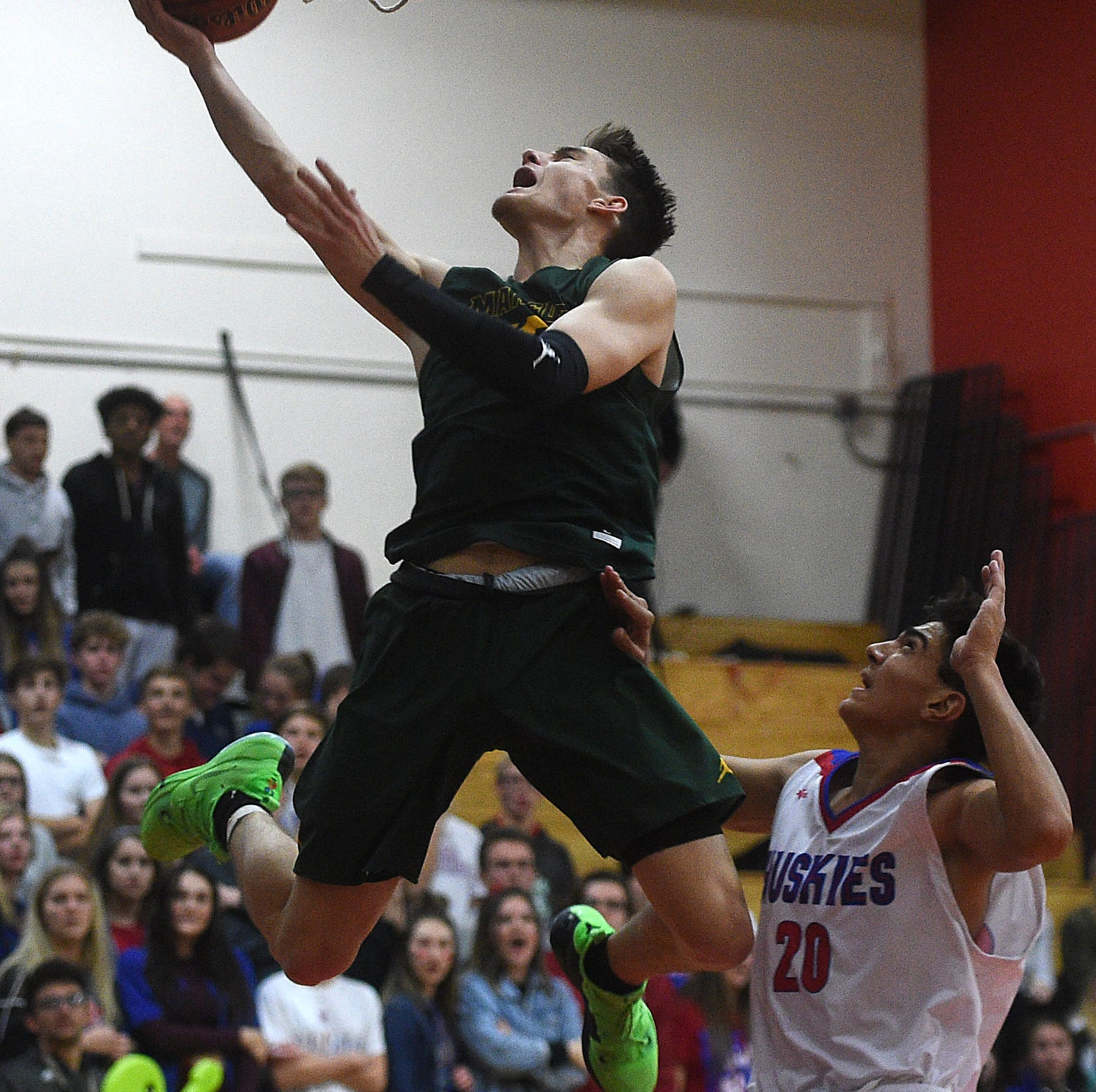 Prep basketball: Three teams are early contenders for the Northern 4A boys title