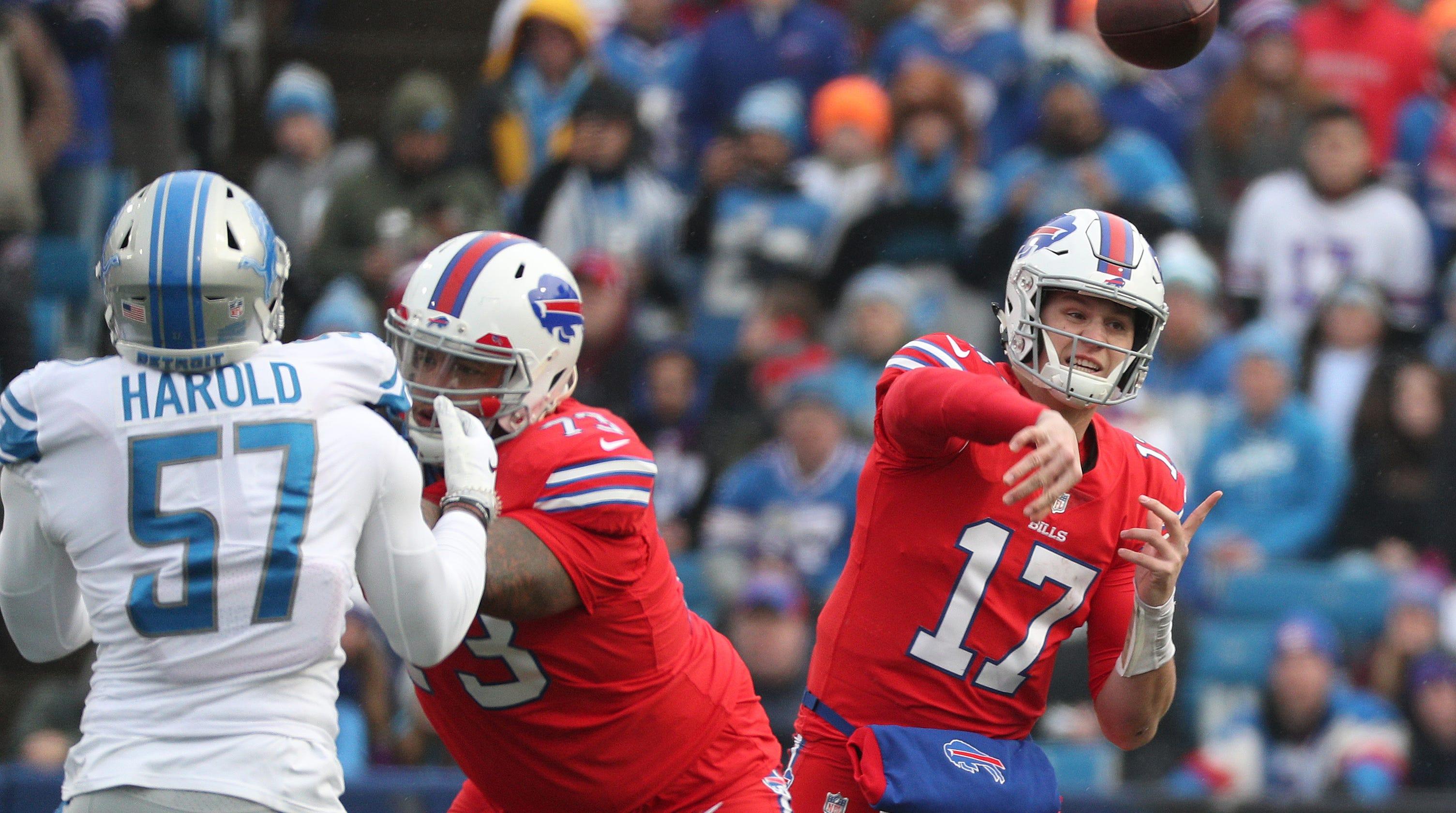 Facing Patriots Tom Brady a dream come true for Bills Josh Allen 763792f64