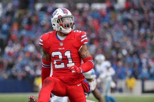 Safety Jordan Poyer has reportedly agreed to a two-year contract extension with the Buffalo Bills.