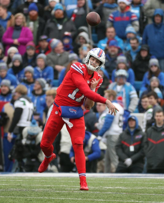 buffalo bills are josh allen s accuracy issues real