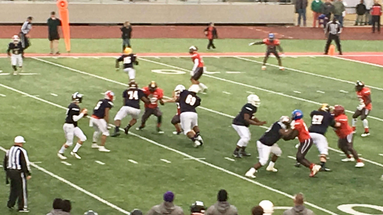 83387dc0fbb518 Northwest Louisiana team falls in high school football all-star game