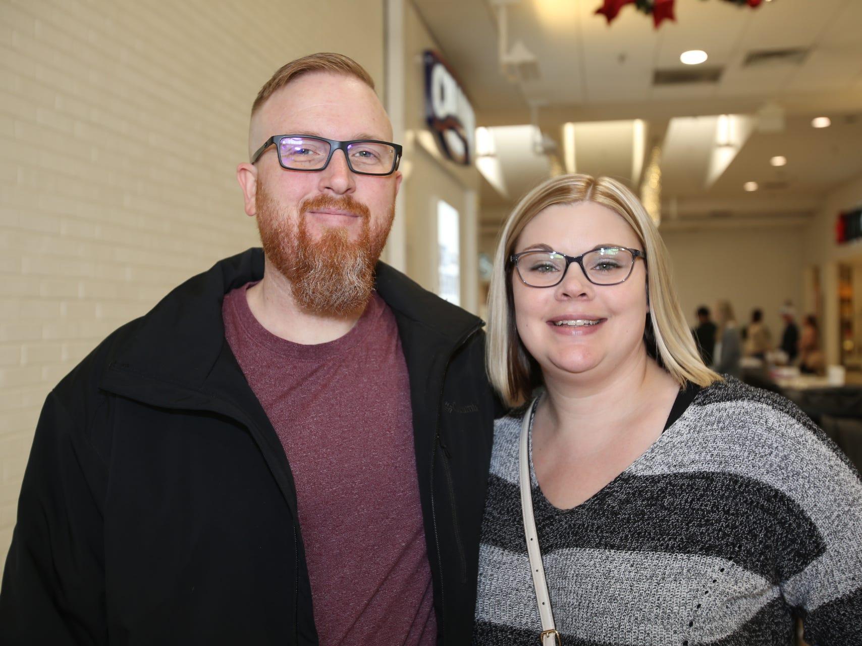 Shane and Dawn Kennedy