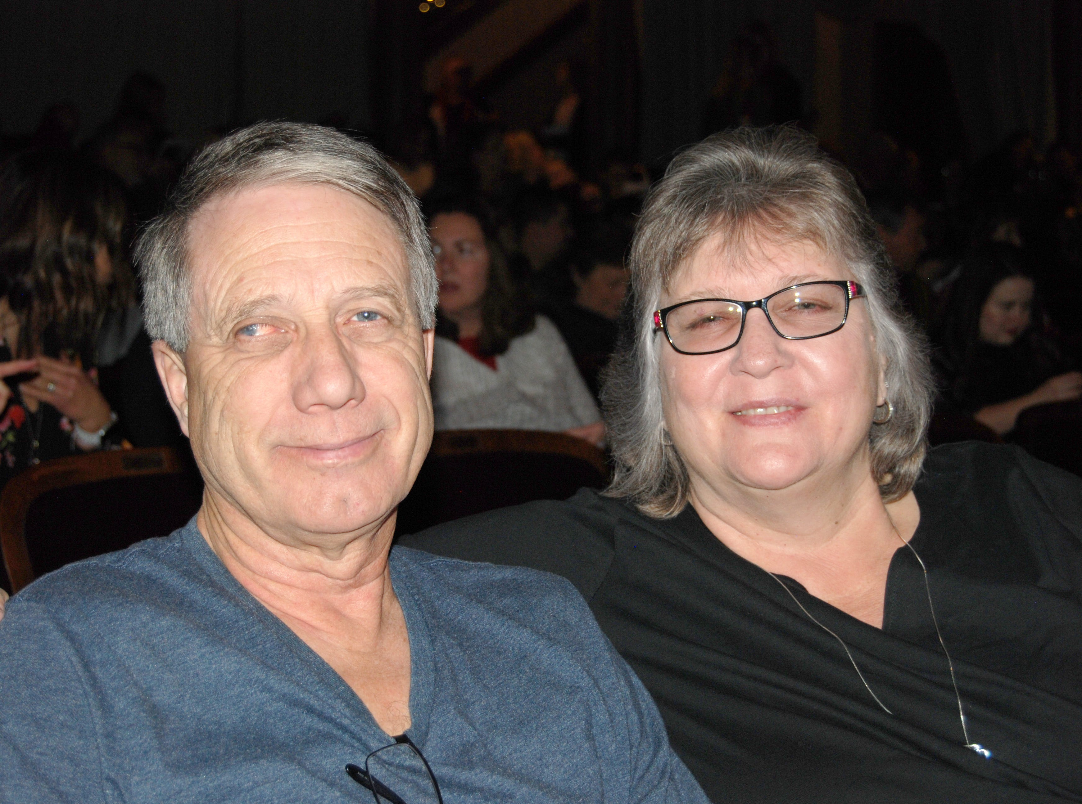 Vern and Brenda Haines
