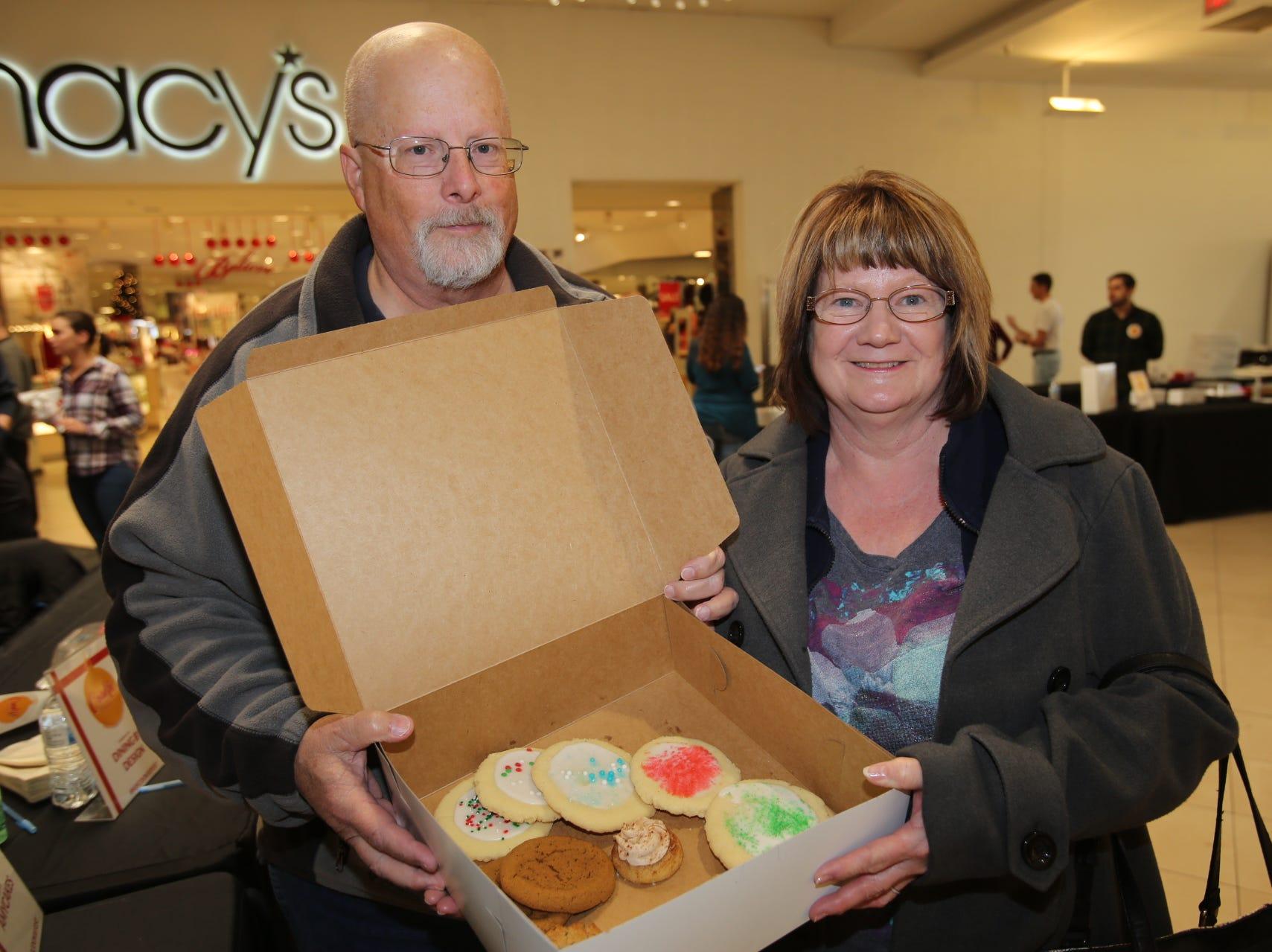 Dave and Kathy Nader