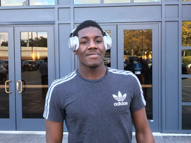 Three-star cornerback Jarvis Brownlee on his official visit to FSU.