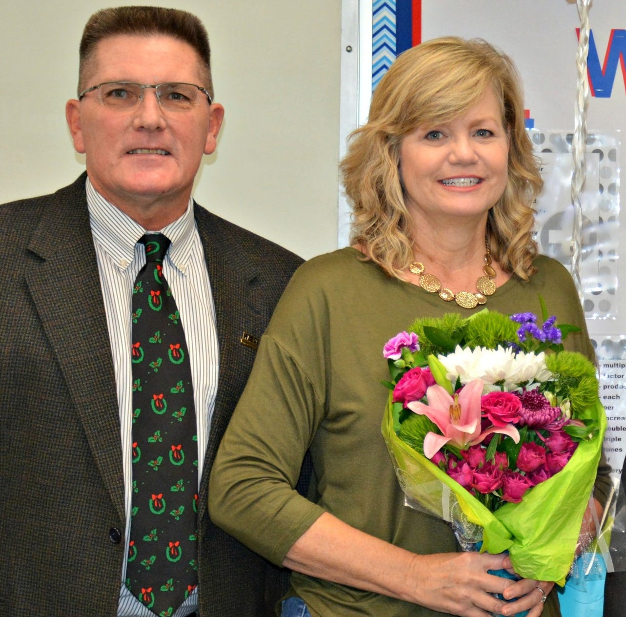 Shadeville's Judy Paris named Wakulla County Teacher of the Year