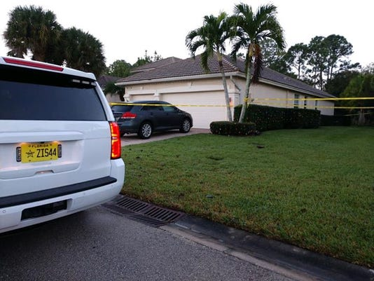 Deputies said the shooting occurred early Sunday morning