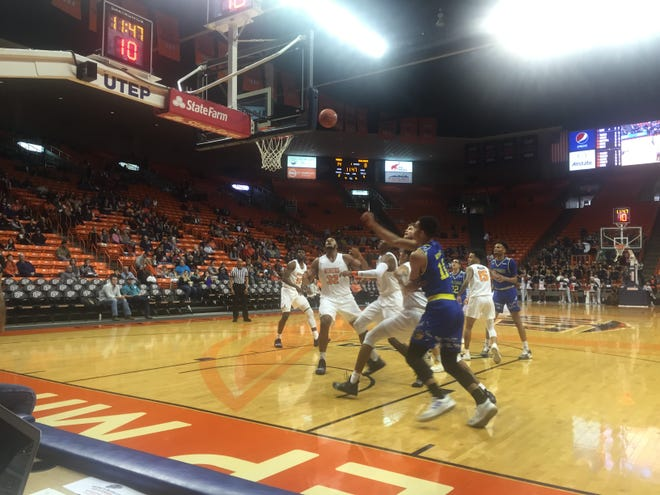 UTEP takes on UC Riverside in men's basketball Sunday at the Don Haskins Center.