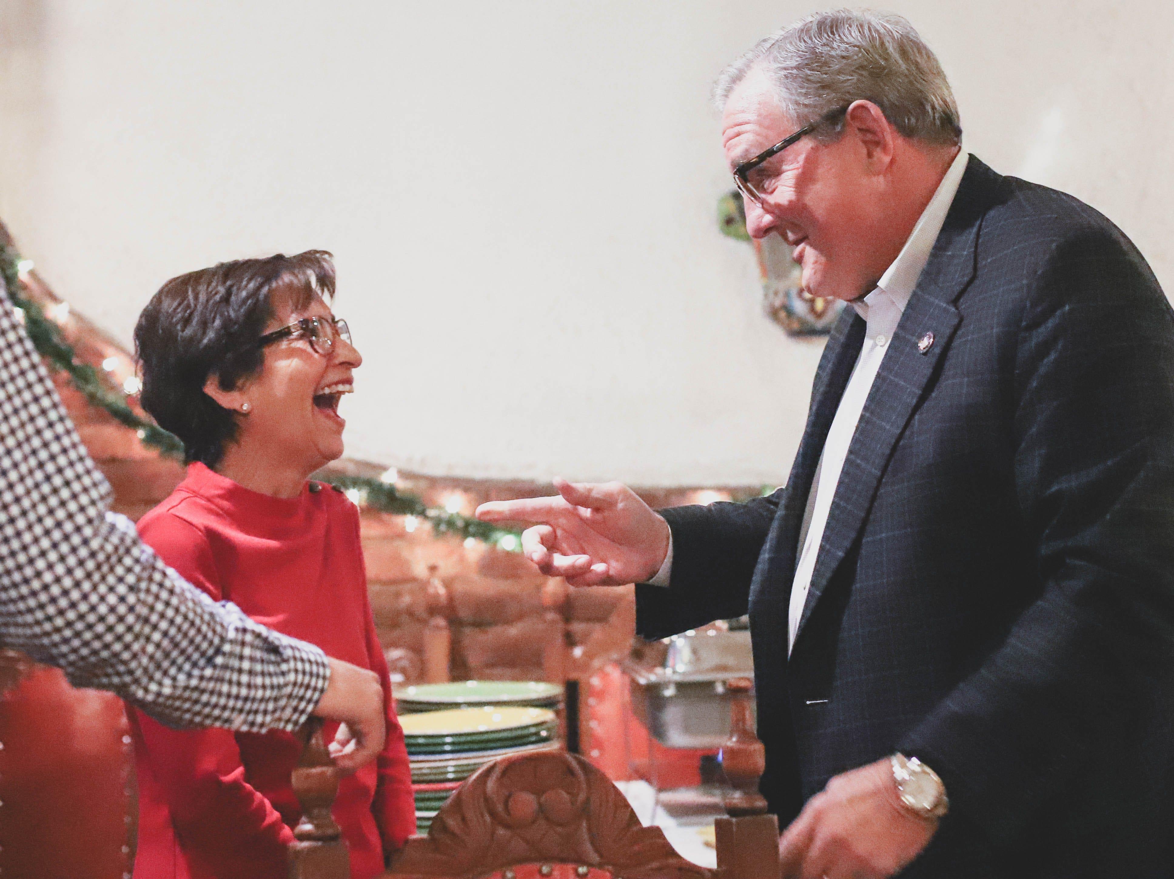 El Paso City Council incumbents Cissy Lizarraga, Peter Svarzbein win runoff elections