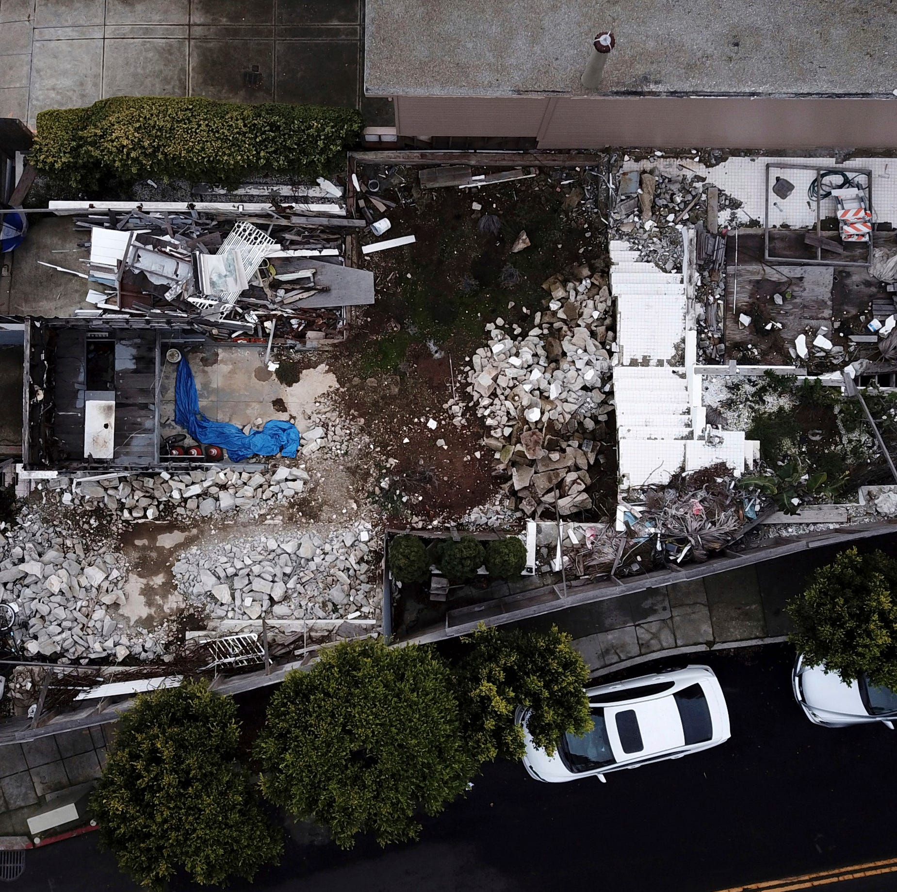 Man who demolished landmark San Francisco house ordered to build replica