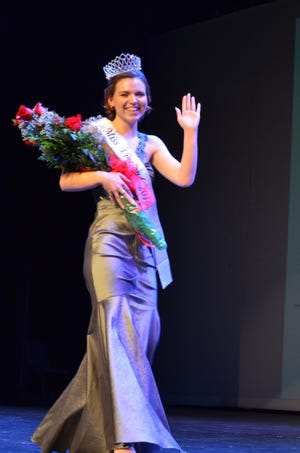 Miss Vineland 2018, Sarah Layton, will have completed at least 100 events/public appearances when her reign comes to an end on Jan. 26.
