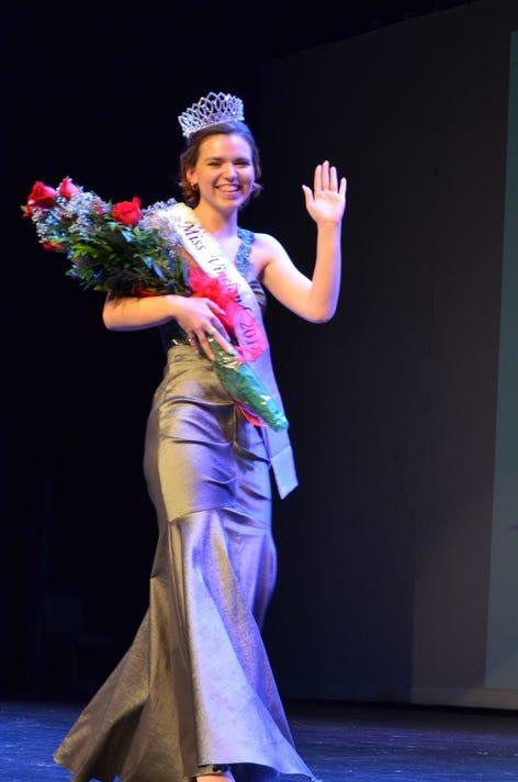 Miss Vineland 2018 starts her reign
