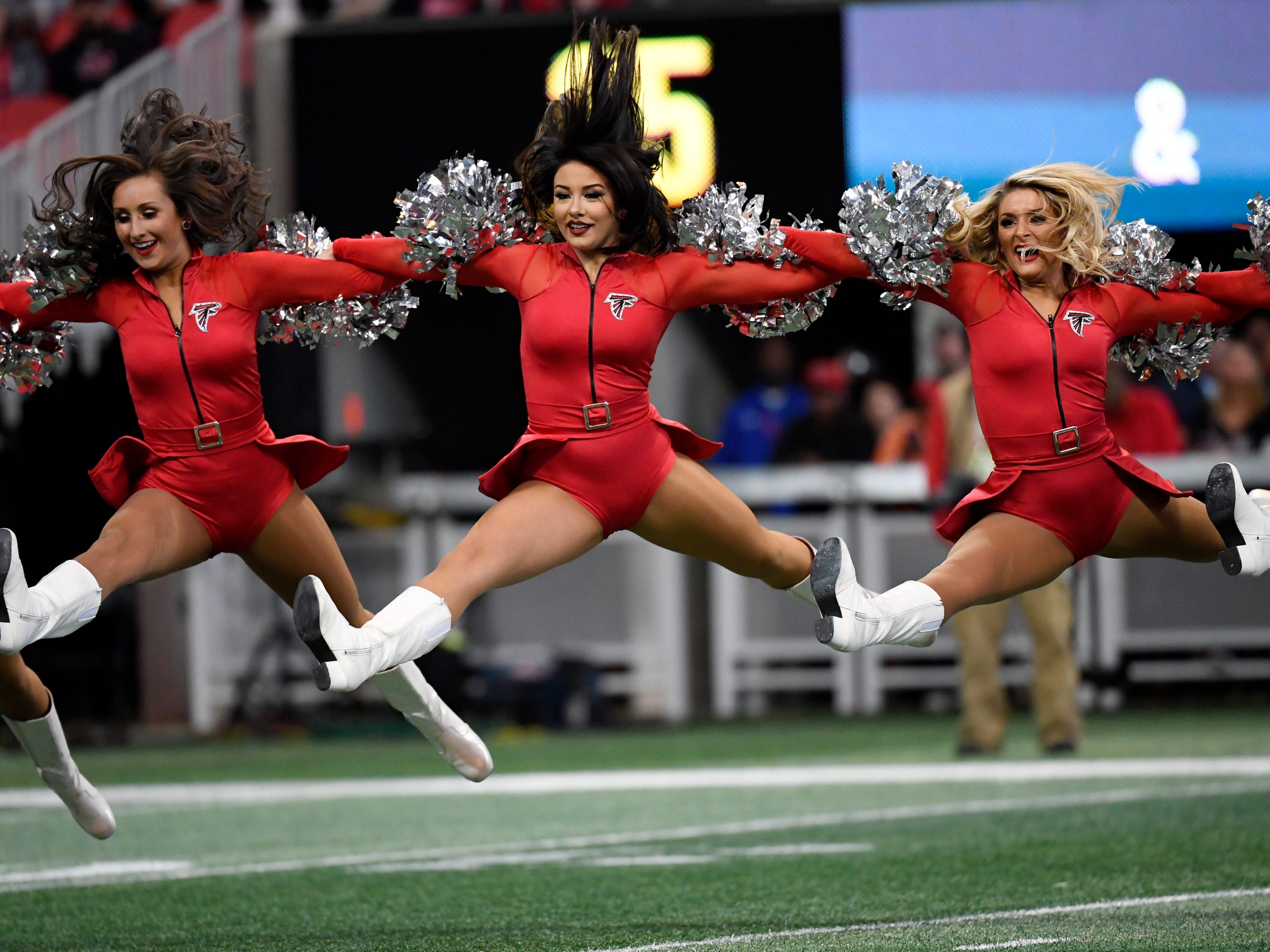Week 15: Atlanta Falcons.