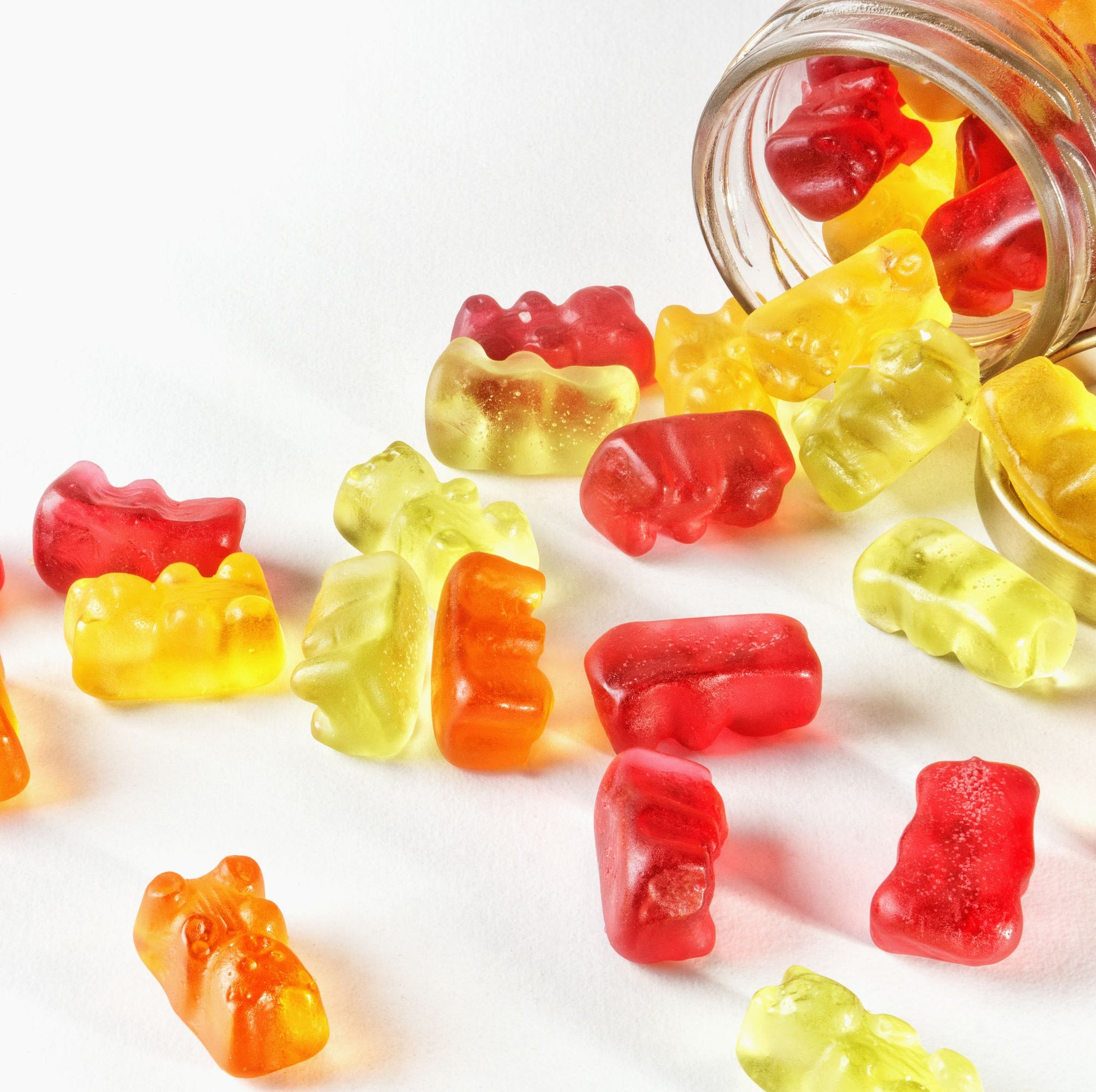A Kansas mom says she found metal shavings in a bottle of her toddler's gummy vitamins.
