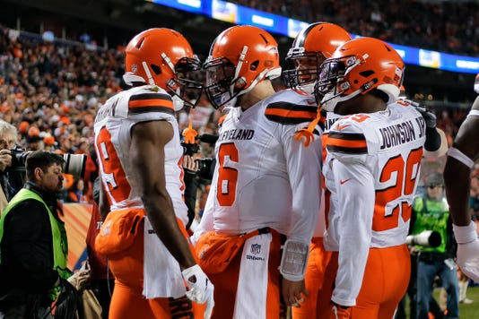 Usp Nfl Cleveland Browns At Denver Broncos S Fbn Den Cle Usa Co