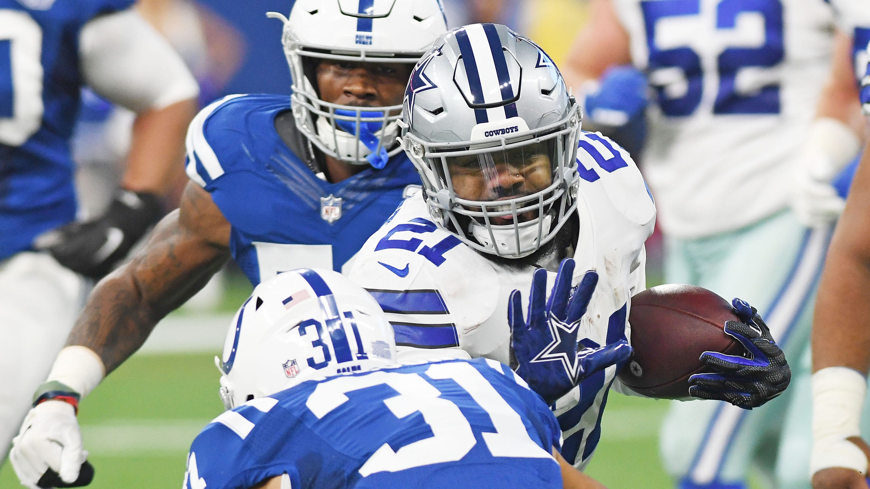 1e94cabc Dallas Cowboys handed first shutout loss in 15 years vs. Colts