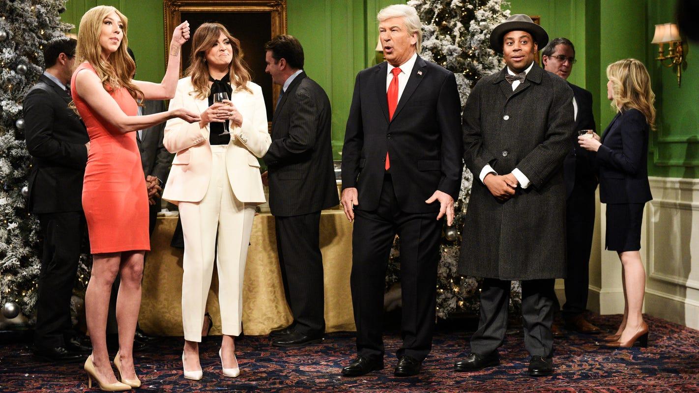 SNL' imagines Trump was never president