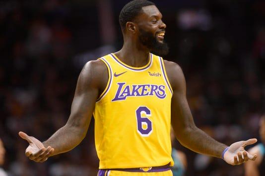 Usp Nba Los Angeles Lakers At Charlotte Hornets S Bkn Cha Lal Usa Nc