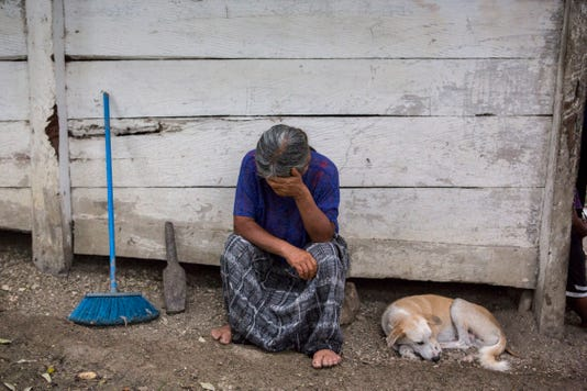Ap Aptopix Guatemala Child Dead Border Patrol I Gtm