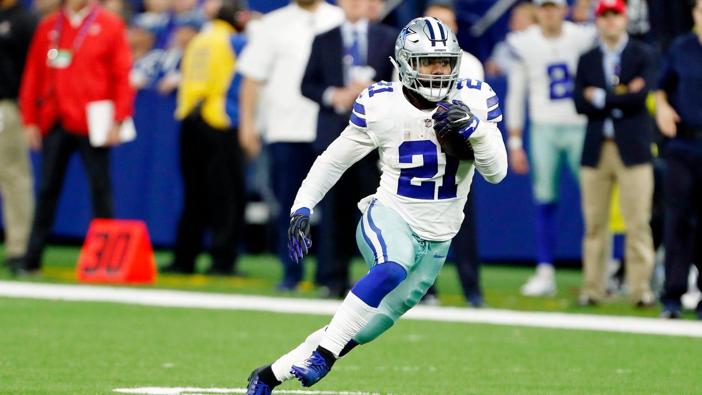 online store 0935e 3f3e6 Dallas Cowboys: Ezekiel Elliott says 'embarrassing' loss was ...