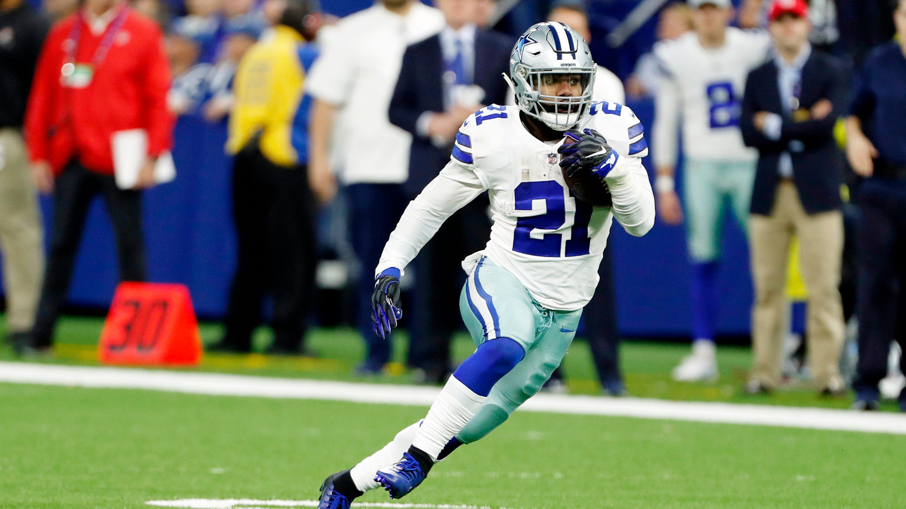20fe15d4b Dallas Cowboys  Ezekiel Elliott says  embarrassing  loss was  needed
