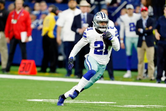 Usp Nfl Dallas Cowboys At Indianapolis Colts S Fbn Ind Dal Usa In