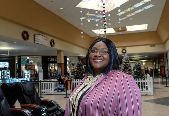 Chunsta Miller, General Manager for the Anderson Mall, talks about bringing more excitement and activity for shoppers.