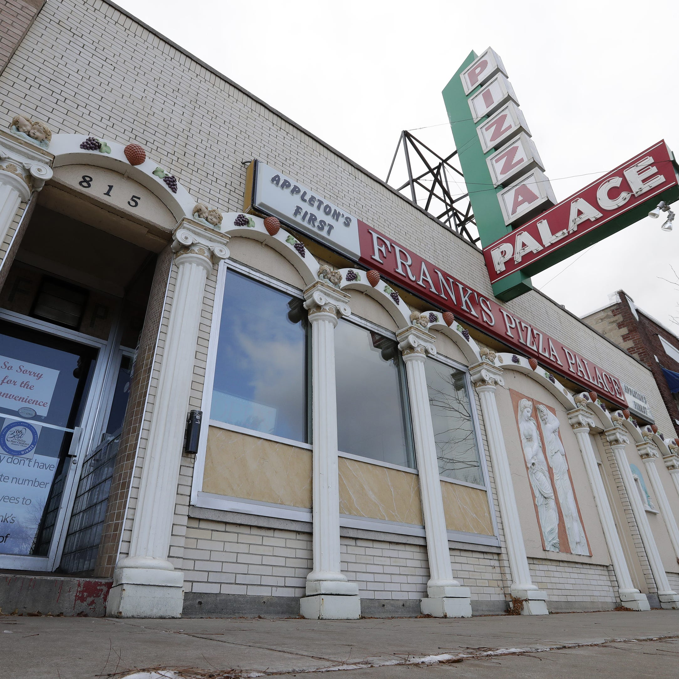 The Buzz: What happened to Frank's Pizza Palace?