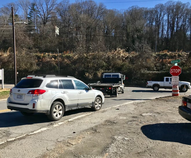 The North Carolina DOT plans to add a traffic light at the intersection of Riverside Drive and Pearson Bridge Road in 2019.