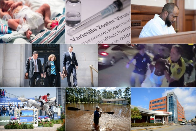 From Buncombe County government corruption allegations to the impacts of Western North Carolina's opioid crisis, health care changes and a police officer's beating of a black resident, the Citizen Times revisits its top watchdog stories from 2018.