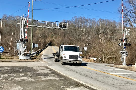 The North Carolina DOT plans to add a traffic light at the intersection of Riverside Drive and Pearson Bridge Road in 2019, but it will requiring synchronizing the light with a railroad crossing nearby.