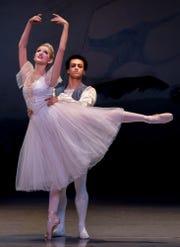 The Rafael Grigorian Ballet School has been training dancers in the region since 1991.