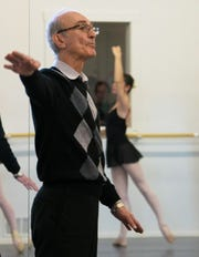 Ballet master Rafael Grigorian has offered instruction to students in the region since 1991.