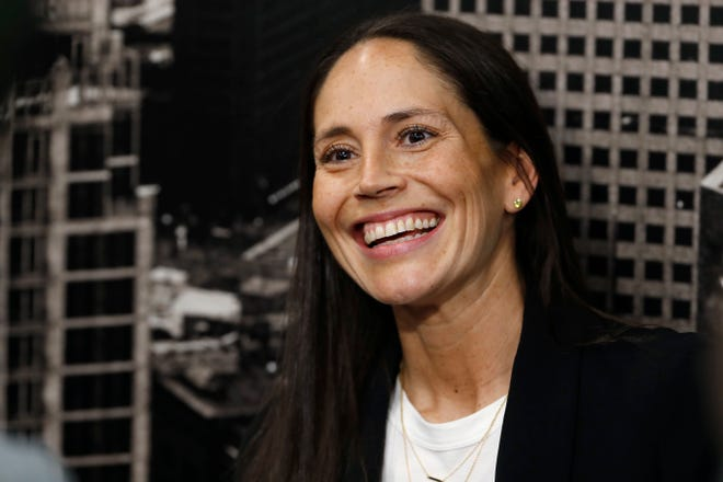Sue Bird is spending her WNBA offseason working as a basketball operations assistant for the Denver Nuggets, but she said she's not done being the point guard for the Seattle Storm.