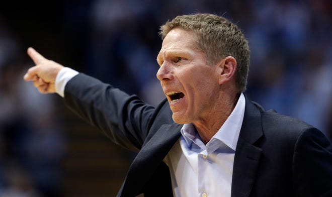 Gonzaga coach Mark Few says he's never put together a tougher non-conference schedule than the one the Zags are playing this season.