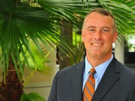 Greg Donovan, executive director of Orlando Melbourne International Airport.