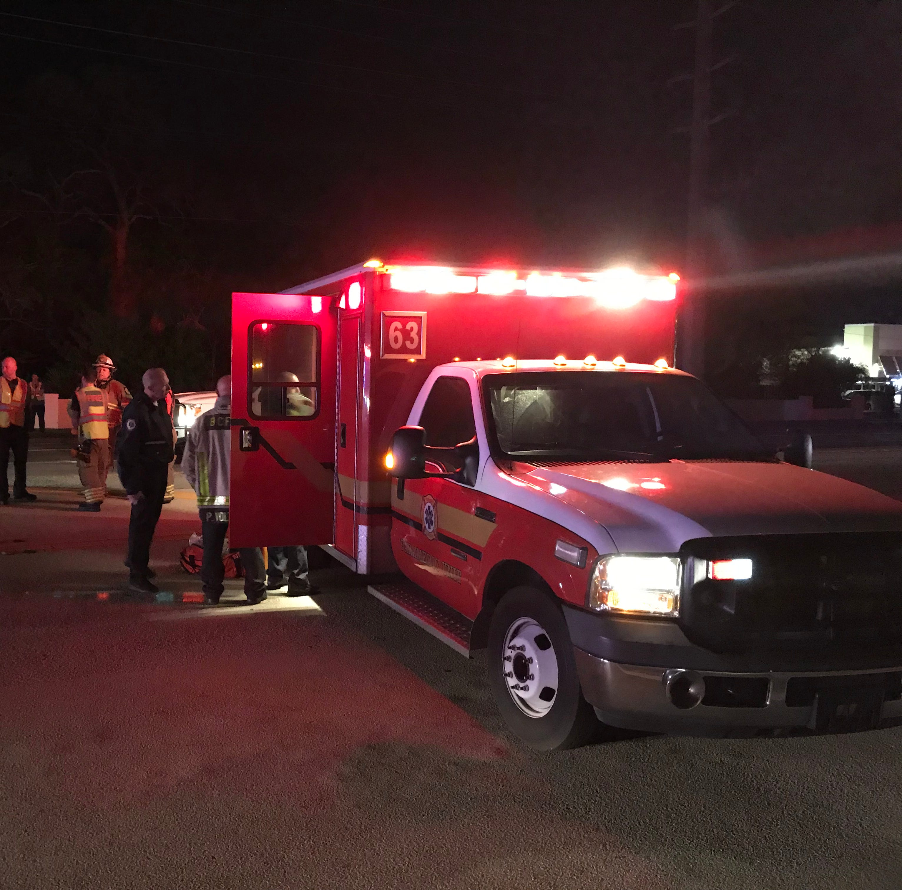 2 children struck by vehicle during Santa Run event in Indian Harbour Beach