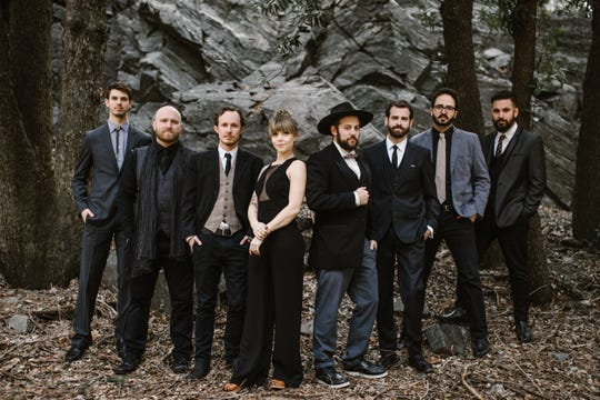 Dustbowl Revival plays Monday, Dec. 31 at ArtsRiot.