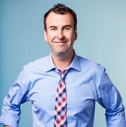 Matt Braunger performs two New Year's Eve shows at the Vermont Comedy Club.