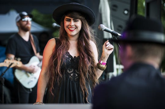 The soulful Burlington singer Kat Wright ushers in New Year's Eve at Higher Ground's Ballroom.