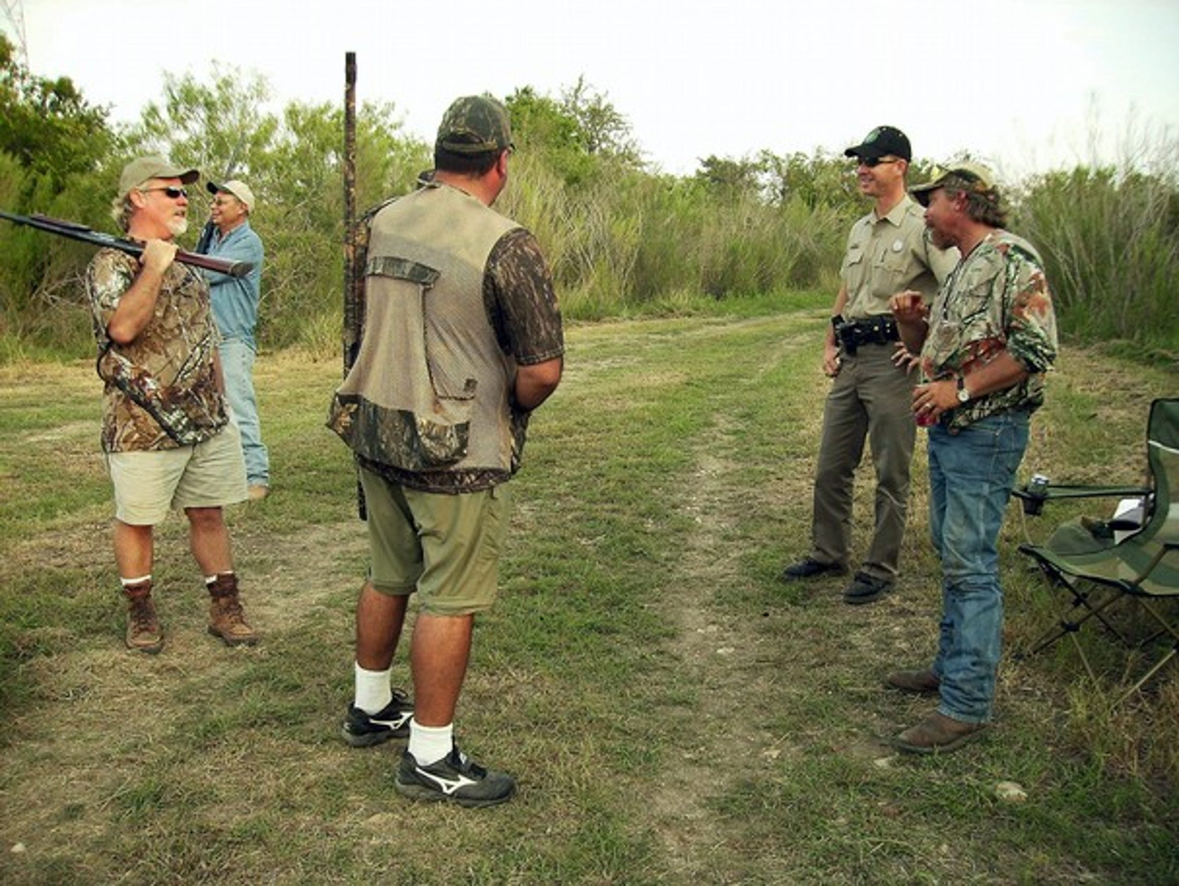 Texas Game Wardens maintain regulations aimed at wildlife and fisheries conservation.
