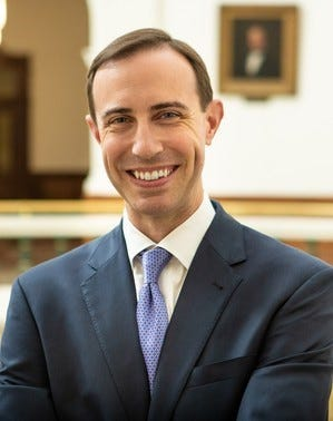 David Whitley, an Alice native, has been named the 112th Texas Secretary of State.