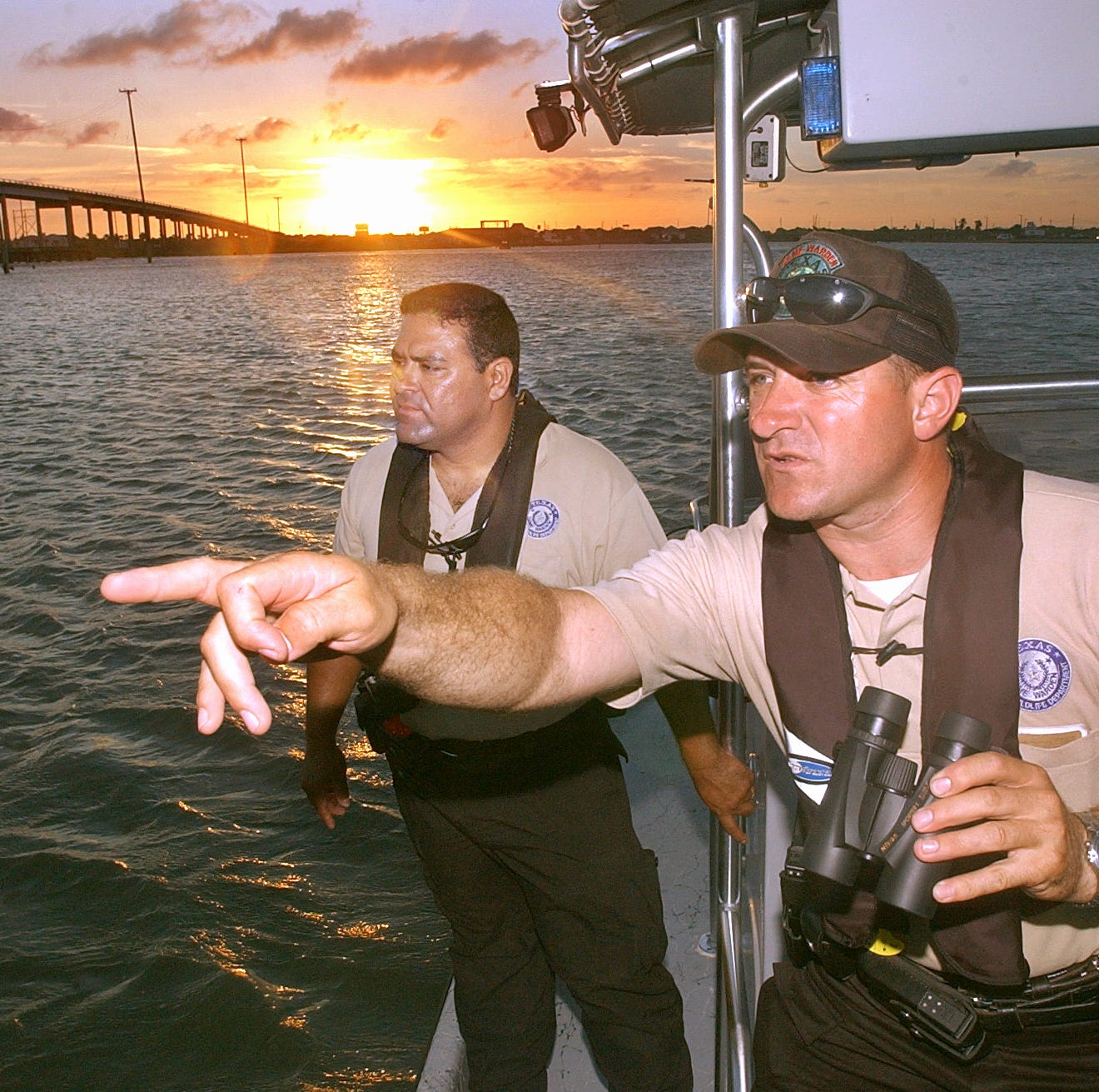 Here are some of the crazy things Texas Game Wardens encounter on the job